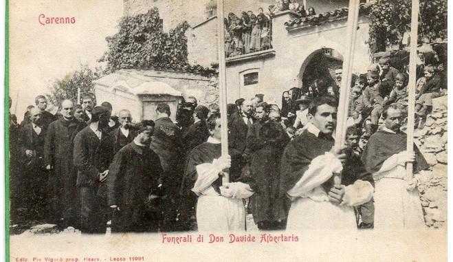 funerali Don Albertario 1